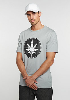 C&S GL Tee Defend Your Crops dipped grey/black/white