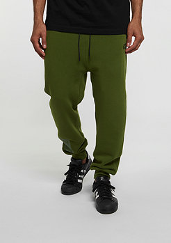 C&S Sweatpant BL Judgement Day olive/black
