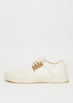 C&S Shoes Katsuro offwhite/cream stingray/gold