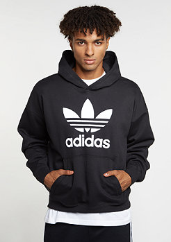 Hooded-Sweatshirt ADC Fashion black