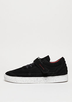 Schuh Chutoro deep black/red/light grey