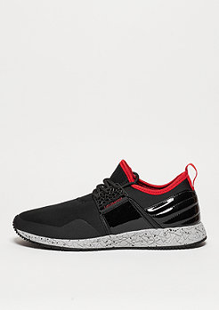 Schuh Katsuro deep black/red/light grey
