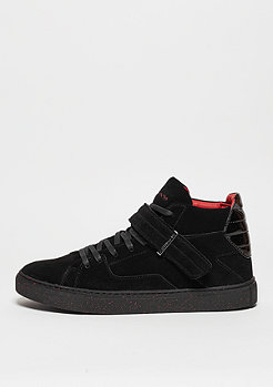 C&S Shoe Sashimi deep black/red