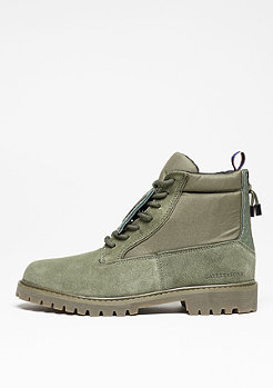 C&S Boot Hibachi army green/gum