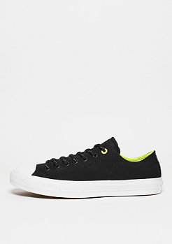 Chuck Taylor All Star II Shield Canvas Ox black/volt/white