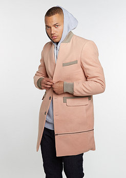 Flatbush Coat Sportive rose beige