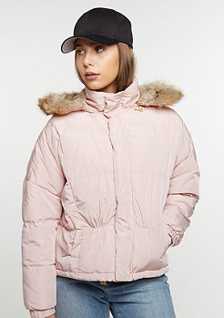 Winterjacke Hooded Bomber rose
