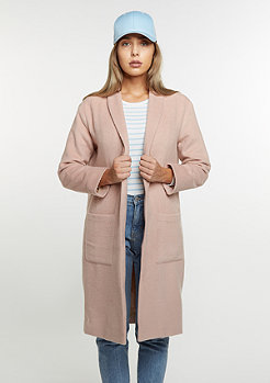 Übergangsjacke Oversized Coat rose