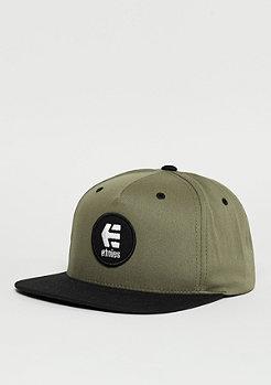 Snapback-Cap Rook olive