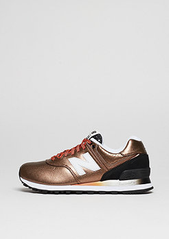 New Balance WL 574 RAB coppper