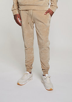 CD Jogger Velour nude