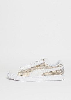 Schuh Suede Future Is Female puma white