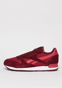Schuh Classic Leather Clip Ele flash red/merlot/terracota