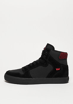Vaider black/red herrringbone/black