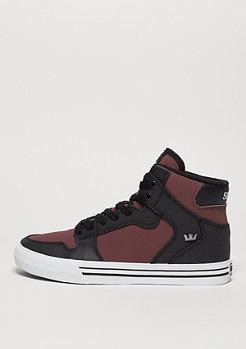 Schuh Vaider plum black/white