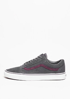 Schuh Old Skool Reptile grey/port royale