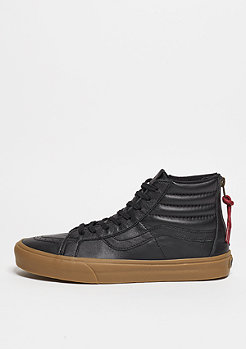 Skateschuh SK8-Hi Reissue Zip Hiking black/gum