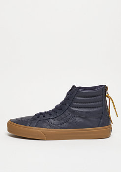 Skateschuh SK8-Hi Reissue Zip Hiking navy/gum