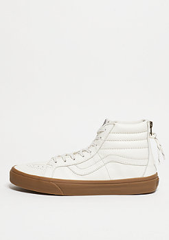 Skateschuh SK8-Hi Reissue Zip Hiking white/gum