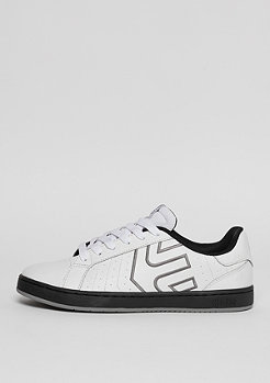 Skateschuh Fader LS white/black/grey