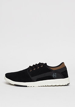Etnies Scout black/brown