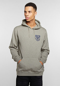 Hooded-Sweatshirt Alliance Hood Fleece cement
