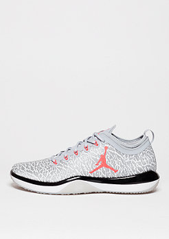 Basketballschuh Jordan PT1 Trainer Low white/infrared/grey
