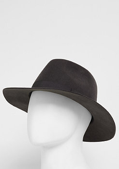 Indiana Fedora washed black