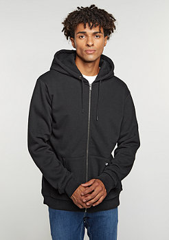 Hooded-Zipper Kingsley black