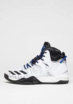 Basketballschuh D Rose 7 Primeknit white/core black/scarlet