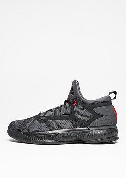 Basketballschuh D Lillard 2 core black/utility black/vivid red