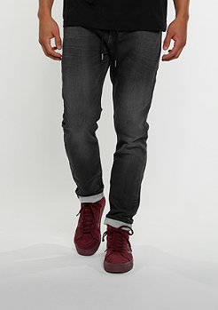Jeans-Hose Jogger black washed