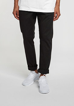 Flex Tapered Chino black