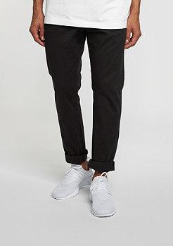 Chino-Hose Flex Tapered Chino black