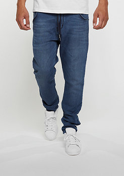 Chino-Hose Jogger Jeans vintage blue