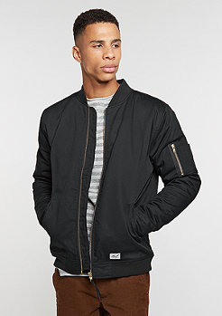 Padded Flight Jacket black