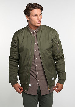 Reell Padded Flight Jacket olive