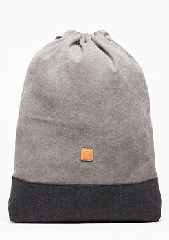 Turnbeutel Veit grey/black