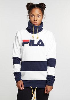 Sweatshirt Daisey white/blue