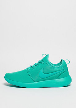 Laufschuh Roshe Two clear jade/clead jade/hyper turquoise