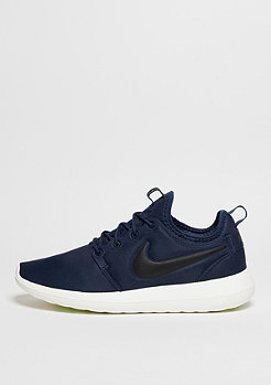 Laufschuh Roshe Two midnight navy/black/sail