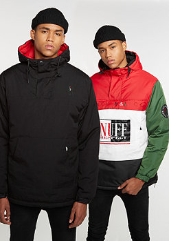 Übergangsjacke Nuff Respect Reversible black