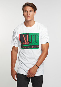 Nuff Respect white