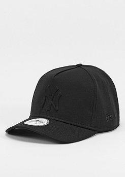 Snapback-Cap Aframe Gel Team MLB New York Yankees black/black