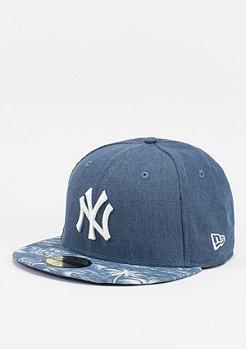 New Era Den Palm MLB New York Yankees navy/multicolor