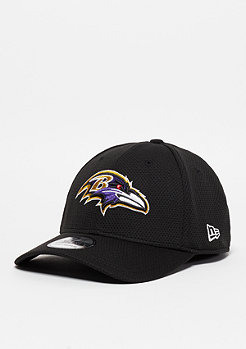 Baseball-Cap 39Thirty Sideline Tech NFL Baltimore Ravens official
