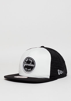 9Fifty Emblem MLB New York Yankees optic white/black