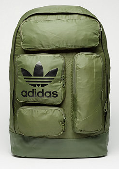Rucksack Patch olive cargo/black