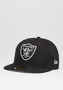 Fitted-Cap 59Fifty Sideline NFL Oakland Raiders official
