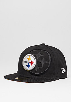 Fitted-Cap 59Fifty Sideline NFL Pittsburgh Steelers official
